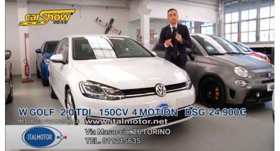 Anteprima video CarShow Maggio
