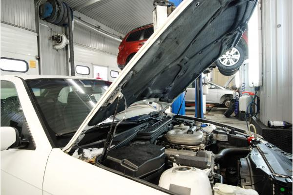 L'officina meccanica <b>Italmotor</b>