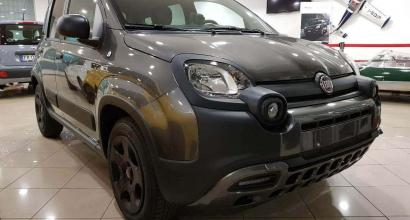 Disponibile nella concessionaria di Torino Fiat Panda 1.2 69cv Waze City Cross - Euro 6 - KM0