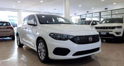 Disponibile nella concessionaria di Torino Fiat Tipo  1.4 5 porte Easy KMO - U-CONNECT 7