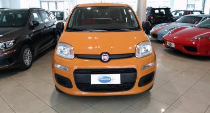 Disponibile nella concessionaria di Torino  Fiat New Panda  1.2 69cv Pop - Euro 6 KMO