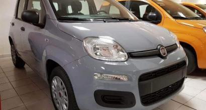 Disponibile nella concessionaria di Torino  Fiat Panda  1.2 69cv Easy - Euro 6 KMO