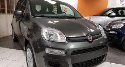 Disponibile nella concessionaria di Torino Fiat New Panda 1.2 69cv Easy - Euro 6 KMO