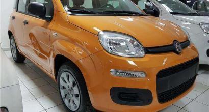Disponibile nella concessionaria di Torino  Fiat New Panda  1.2 69cv GPL Pop - Euro 6 KMO