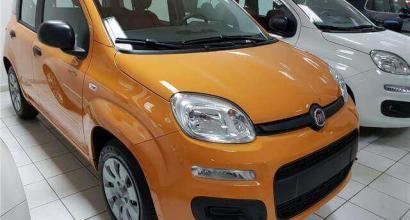 Disponibile nella concessionaria di Torino  Fiat Panda  1.2 69cv Pop - Euro 6 KMO