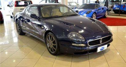 Disponibile nella concessionaria di Torino Maserati 3200 GT - CAMBIO MANUALE