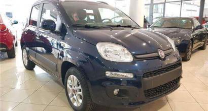 Disponibile nella concessionaria di Torino Fiat New Panda 1.2 69CV Lounge Euro 6 KMO