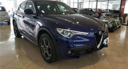 Disponibile nella concessionaria di Torino Alfa Romeo Stelvio 2.2 Turbodiesel 210 CV Q4 Executive