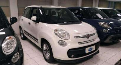 Disponibile nella concessionaria di Torino  Fiat 500L  1.3 Multijet 95 CV Pop Star - Euro 6