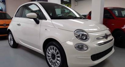 Disponibile nella concessionaria di Torino FIAT 500 1.2 69CV LOUNGE S7