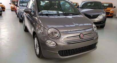 Disponibile nella concessionaria di Torino FIAT 500 1.2 69CV LOUNGE S7 - GPL