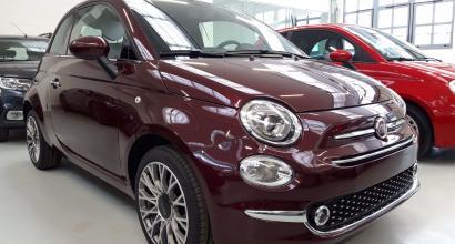 Disponibile nella concessionaria di Torino FIAT 500 1.2 69CV STAR - S7