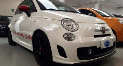 Disponibile nella concessionaria di Torino ABARTH 595 1.4 TURBO 160CV YAMAHA FACTORY