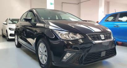 Disponibile nella concessionaria di Torino SEAT IBIZA 1.0 80CV STYLE PLUS