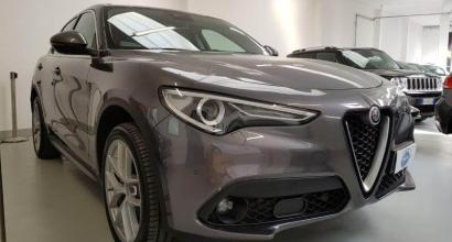 Disponibile nella concessionaria di Torino ALFA ROMEO STELVIO 2.2 D 210CV Q4 AT8 EXECUTIVE