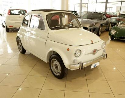 Fiat 500 GIANNINI 590 GT - NO REPLICA