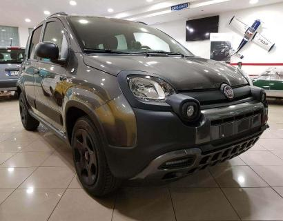 Fiat Panda 1.2 69cv Waze City Cross - Euro 6 - KM0