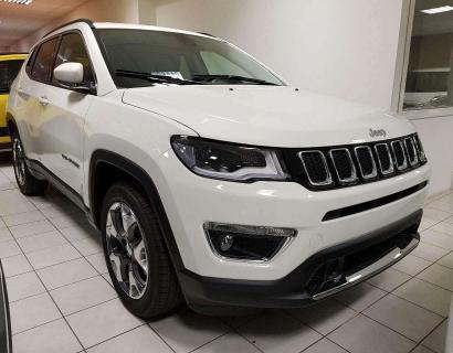 Jeep Compass 1.4 MultiAir 140cv LIMITED - KM0