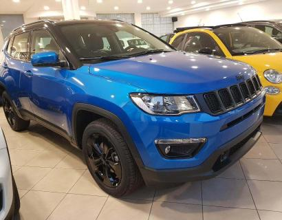 Jeep Compass 2.0 Multijet 140cv 4WD Night Eagle