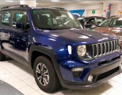 Jeep Renegade 1.0 T3 LONGITUDE KM0