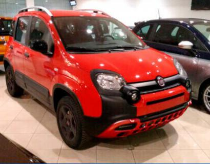 Fiat Panda 1.2 City Cross Waze