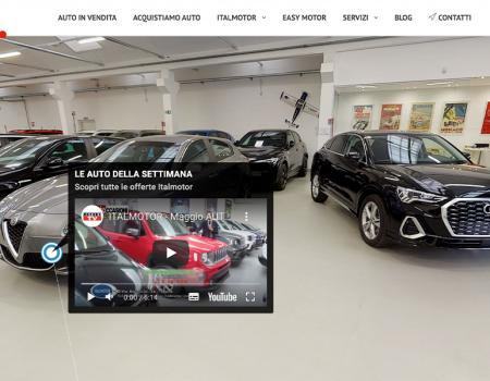 Da oggi disponibile il Virtual Tour dell'Italmotor Autostore