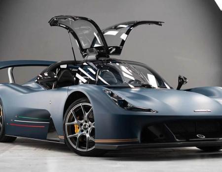 Dallara Stradale: l'esclusiva personalizzazione di Garage Italia