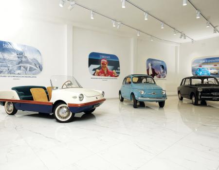 Un mito senza tempo, un'auto unica e inimitabile: la Fiat 500 Spiaggina Carrozzeria Boano